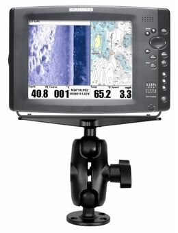 D-maat montage steun Marine GPS en Fishfinders RAM-D-111U-C