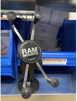 Tough-Mag™ magnetische B-base met large X-Grip RAM-B-MAG66-UN10B