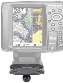 GPS B-Kogel Humminbird en Lowrance RAM-B-107BU