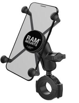 Torque™ large smartphone stangbevestigingset met X-Grip RAM-B-408-112-15-UN10U