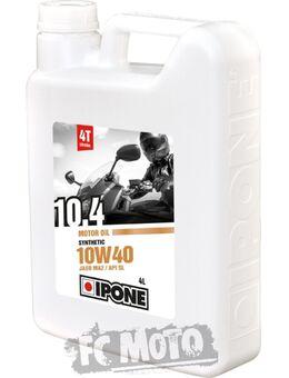 10.4 10W-40 Motorolie 4 Liter