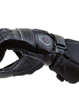 Inox Verwarmde handschoenen, zwart, afmeting XL