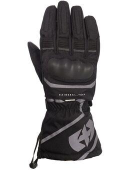 Montreal Winter motorfiets handschoenen, zwart, afmeting 3XL