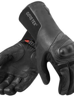 Kodiak Gore-Tex Handschoenen winter motorfiets, zwart, afmeting 2XL