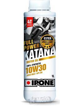 Full Power Katana 10W-30 Motorolie 1 Liter