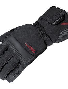 Polar II Motorfiets Winter Handschoenen, zwart, afmeting XL