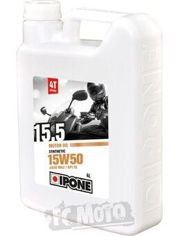 15.5 15W-50 Motorolie 4 Liter