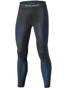 3D Skin Cool Base Functioneel ondergoed, zwart-blauw, afmeting 3XL