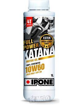 Full Power Katana 10W-60 Motorolie 1 Liter