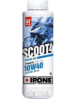 Scoot 4 10W-40 Motorolie 1 Liter
