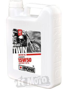 Road Twin 15W-50 Motorolie 4 Liter