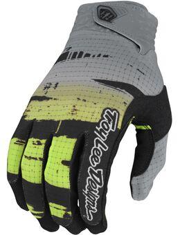 Air Brushed Motorcross handschoenen, grijs, afmeting XL