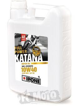 Full Power Katana 10W-40 Motorolie 4 Liter