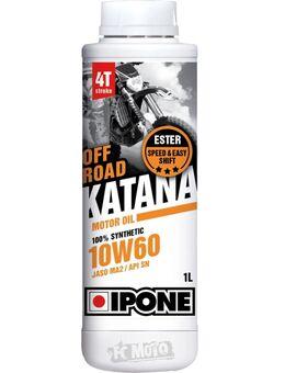 Katana Off Road 10W-60 Motorolie 1 Liter