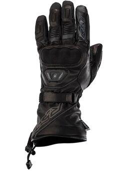 Paragon 6 WP Verwarmde motorfiets handschoenen, zwart, afmeting XL