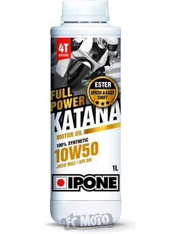 Full Power Katana 10W-50 Motorolie 1 Liter