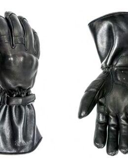 Challenger waterdichte motorfiets winterhandschoen, zwart, afmeting 3XL