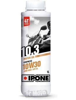 10.3 10W-30 Motorolie 1 Liter