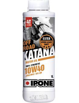 Katana Off Road 10W-40 Motorolie 1 Liter