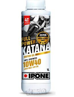 Full Power Katana 10W-40 Motorolie 1 Liter