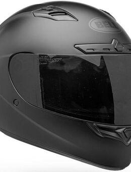 Qualifier DLX Blackout Helm, zwart, afmeting S