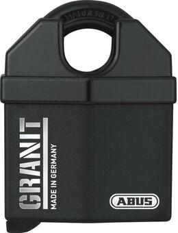 Granit 37/60 Hangslot, zwart