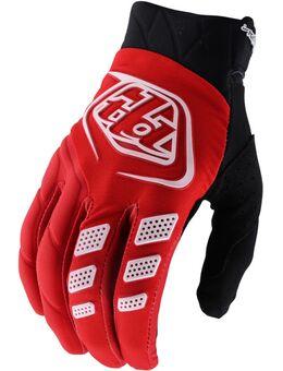 Revox Motocross Handschoenen, zwart-rood, afmeting XL