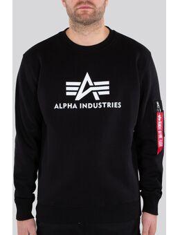 3D Logo II Pullover, zwart, afmeting XL