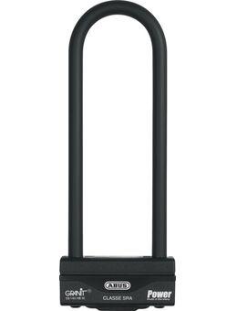 Granit Power 58 Shackle Slot, zwart, afmeting 100 mm