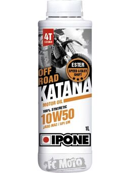 Katana Off Road 10W-50 Motorolie 1 Liter