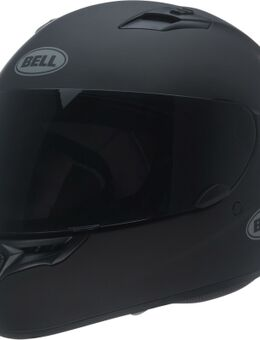 Qualifier Solid Helm, zwart, afmeting S