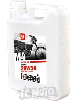 M4 20W-50 Motorolie 4 Liter
