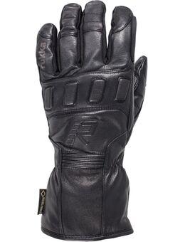 Mars 2.0 Gore-Tex Winter Motorcycle Gloves De Handschoenen van de Motorfiets van de winter, zwart, afmeting S