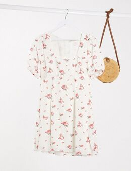Steffi - Mini-jurk-Meerkleurig