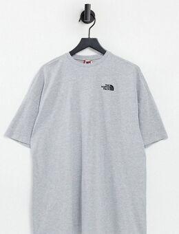 T-shirtjurk in grijs, exclusief bij ASOS
