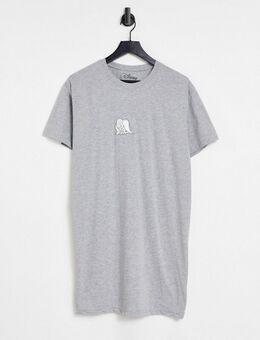 Disney - Dombo - T-shirtjurk in grijs