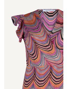 Jurk Multicolor Rue wave