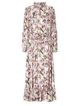 Maxi jurk met print Sanni print