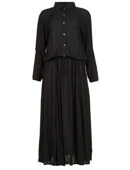 Maxi-jurk Daik zwart