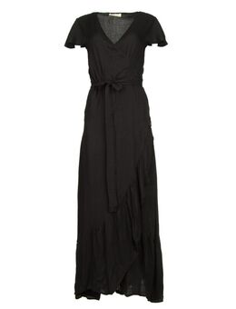 Maxi-jurk Aiko zwart