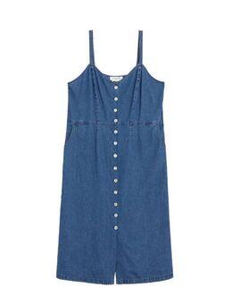 Spijkerjurk blauw