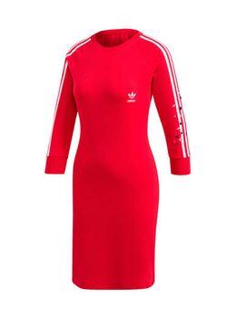 Originals Valentine's Day jurk rood/wit