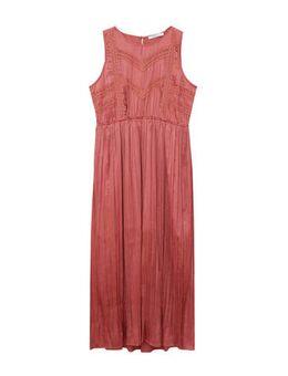 Maxi jurk rood