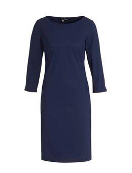 A-lijn jurk Linda donkerblauw