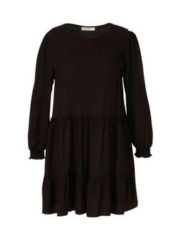 XL Clockhouse jurk zwart