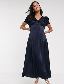 Quinn dress in Blue