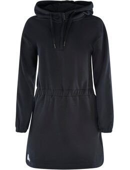 NU 20% KORTING: sweatjurk Loma sportieve jurk met capuchon