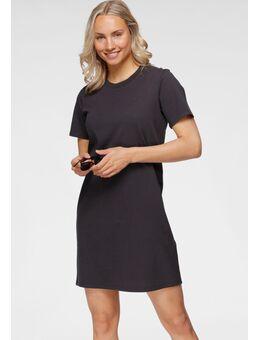 ® Shirtjurk NG Elle Tee Dress met klein merkopschrift