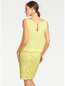 NU 20% KORTING: kanten jurk