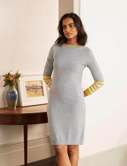 Alba Dress Grey Melange Women , Grey Melange